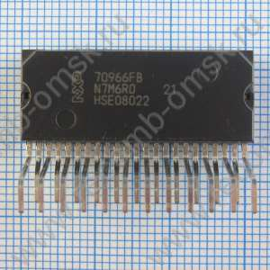 Multiple voltage regulator with switch and ignition buffer - 70966FB