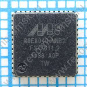 Fast Ethernet controller 10/100Mbit - 88E8040-NNB2