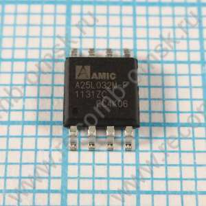 32 Mbit SPI Serial Flash - A25L032M-F