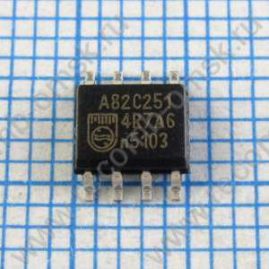 CAN transceiver for 24 V systems - A82C251  SOP8