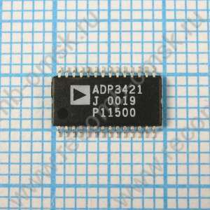 Converter Controller for Mobile CPUs - ADP3421J