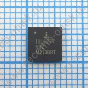 Multiphase PWM Regulator for AMD Fusion Mobile CPUs Using SVI 2.0 - ISL6277HRZ