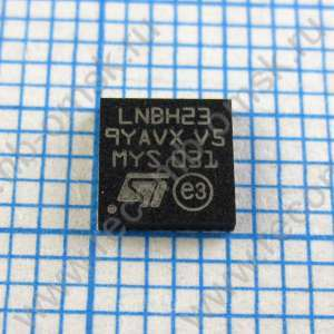 LNB supply and control IC with step-up and I?C interface - LNBH23LQTR