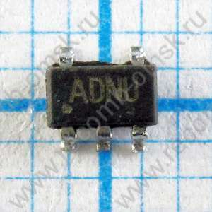 Resistor-Programmable SOT Temperature Switches - MAX6509 (MAX6509ADNU)