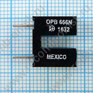SWITCH SLOTTED OPTICAL OPB666N