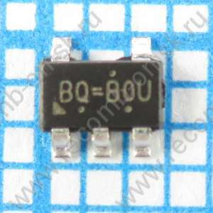 1.5MHz, 1A, High Efficiency PWM Step-Down DC/DC Converter RT8059GJ5 BQ=