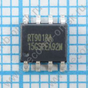 Maximum 3A, Ultra Low Dropout Regulator - RT9018A