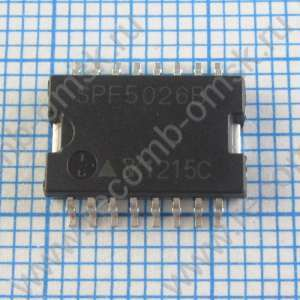 High-side Type Linear Solenoid Driver IC - SPF5026B