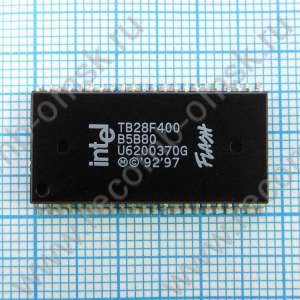 SMART 5 BOOT BLOCK FLASH MEMORY FAMILY 2, 4, 8 MBIT - TB28F400B5B80