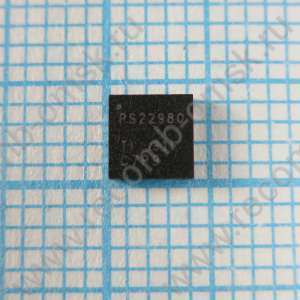 3.3V TO 18V MUX with Overcurrent Limit - TPS22980