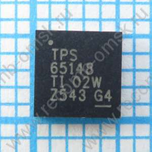 Compact TFT LCD Bias IC for Monitor with VCOM Buffer, Voltage Regulator for Gamma Buffer and Reset Function - TPS65148