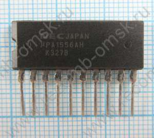 N-CHANNEL POWER MOS FET ARRAY SWITCHING TYPE - UPA1556AH